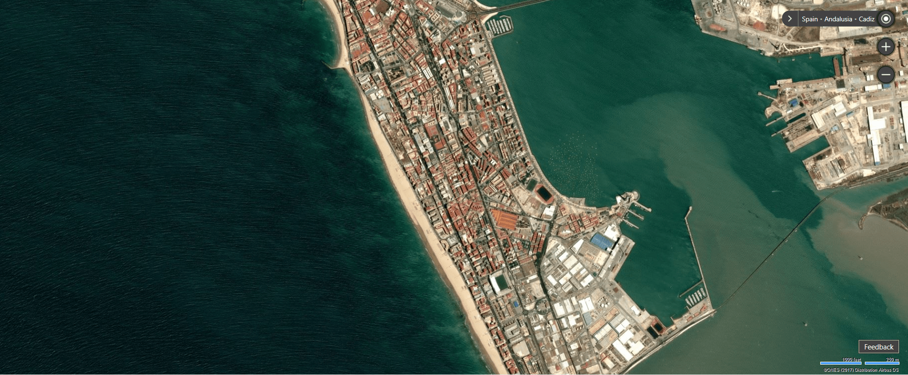 Bing maps adds aerial imagery for 41 cities in spain - onmsft. Com - april 6, 2017