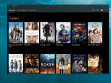 Movies & TV app Project Neon