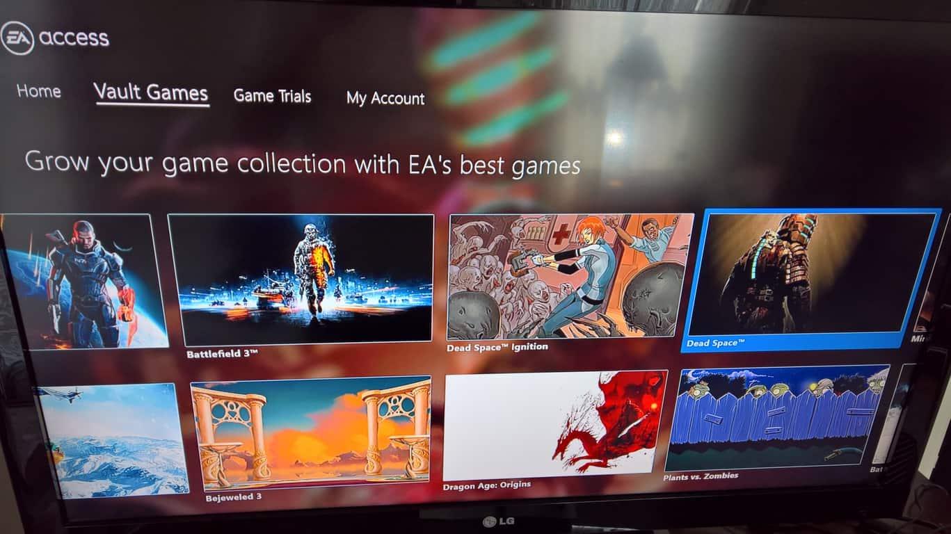 EA Access, Microsoft, Xbox