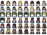 Emojis creators update