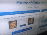 Get ready for build 2017 by adding this badge on your social media profile pictures - onmsft. Com - april 25, 2017