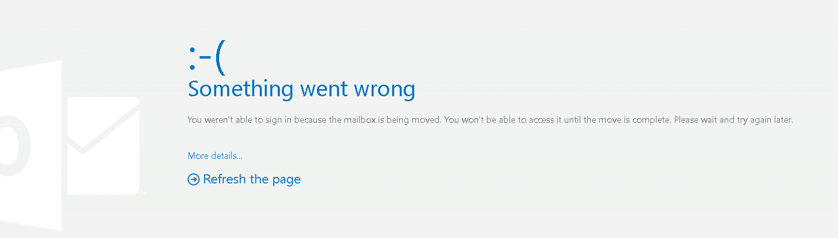 Outlook. Com experiencing issues, users unable to access mail - onmsft. Com - april 24, 2017