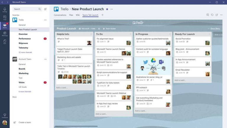 These top microsoft teams apps will increase your productivity - onmsft. Com - october 17, 2019