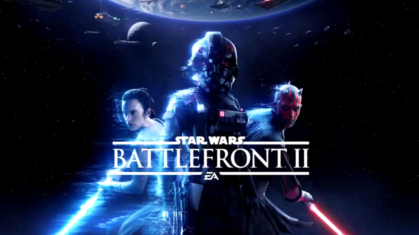 Star Wars Battlefront II on Xbox One