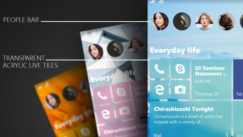 Windows 10 concept by nadir aslam