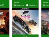 Japanese Xbox One and Windows 10 Download Cards