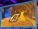 Cirque du soleil stage