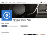 Thinking about subscribing to Groove Music? Buy 1 mo get 6 mo free with this Labor Day Deal OnMSFT.com August 29, 2017