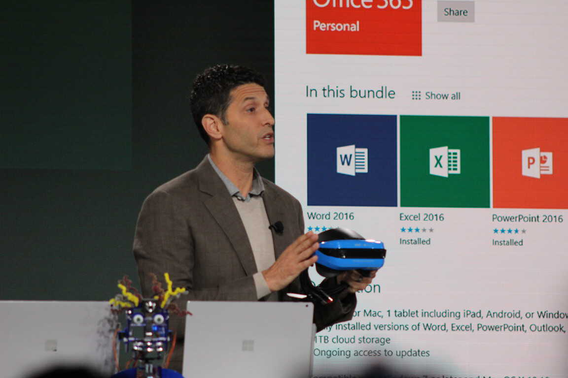 Terry Myerson Windows 10 S