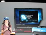 Demo of Acer Mixed Reality HEadset