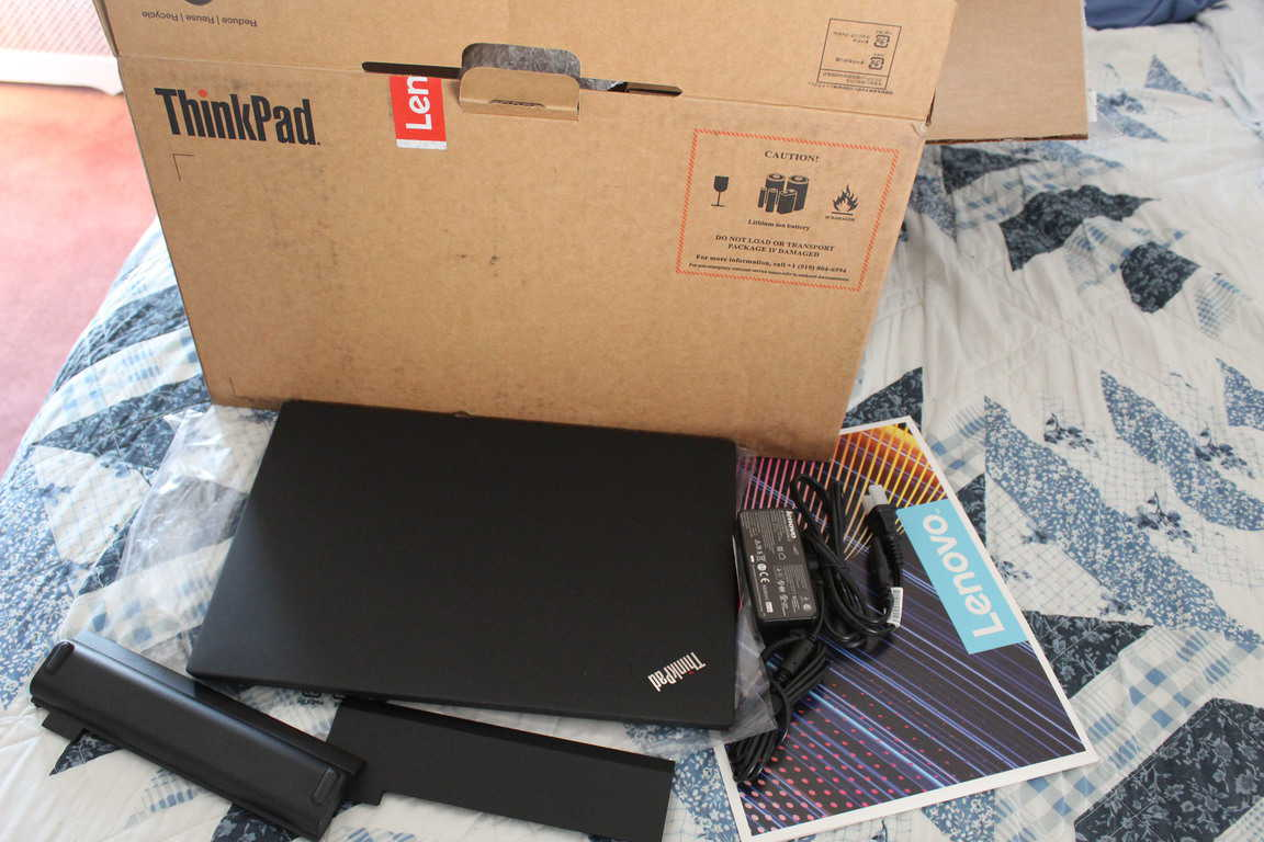 Lenovo ThinkPad T470 Box