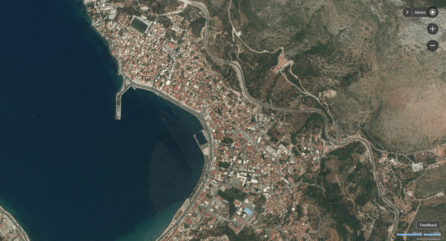 Bing releases 3. 67 million square km of new imagery for turkey, greece, argentina - onmsft. Com - may 1, 2017