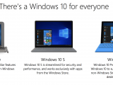 New windows 10 editions, windows 10 in s mode - what you need to know about this weekend's revelations - onmsft. Com - february 6, 2018