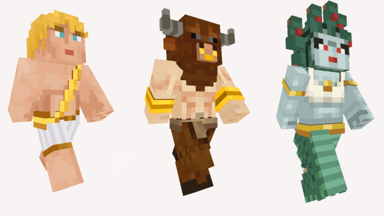 Greek mythology mash-up pack comes to all versions of minecraft - onmsft. Com - may 18, 2017