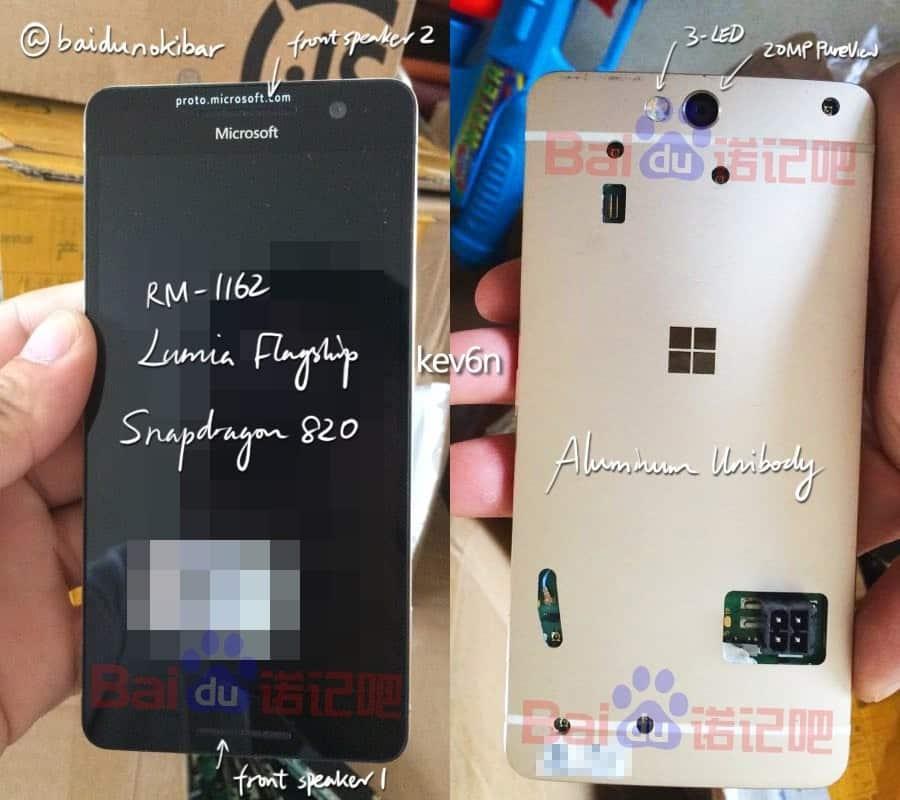 The lumia 960