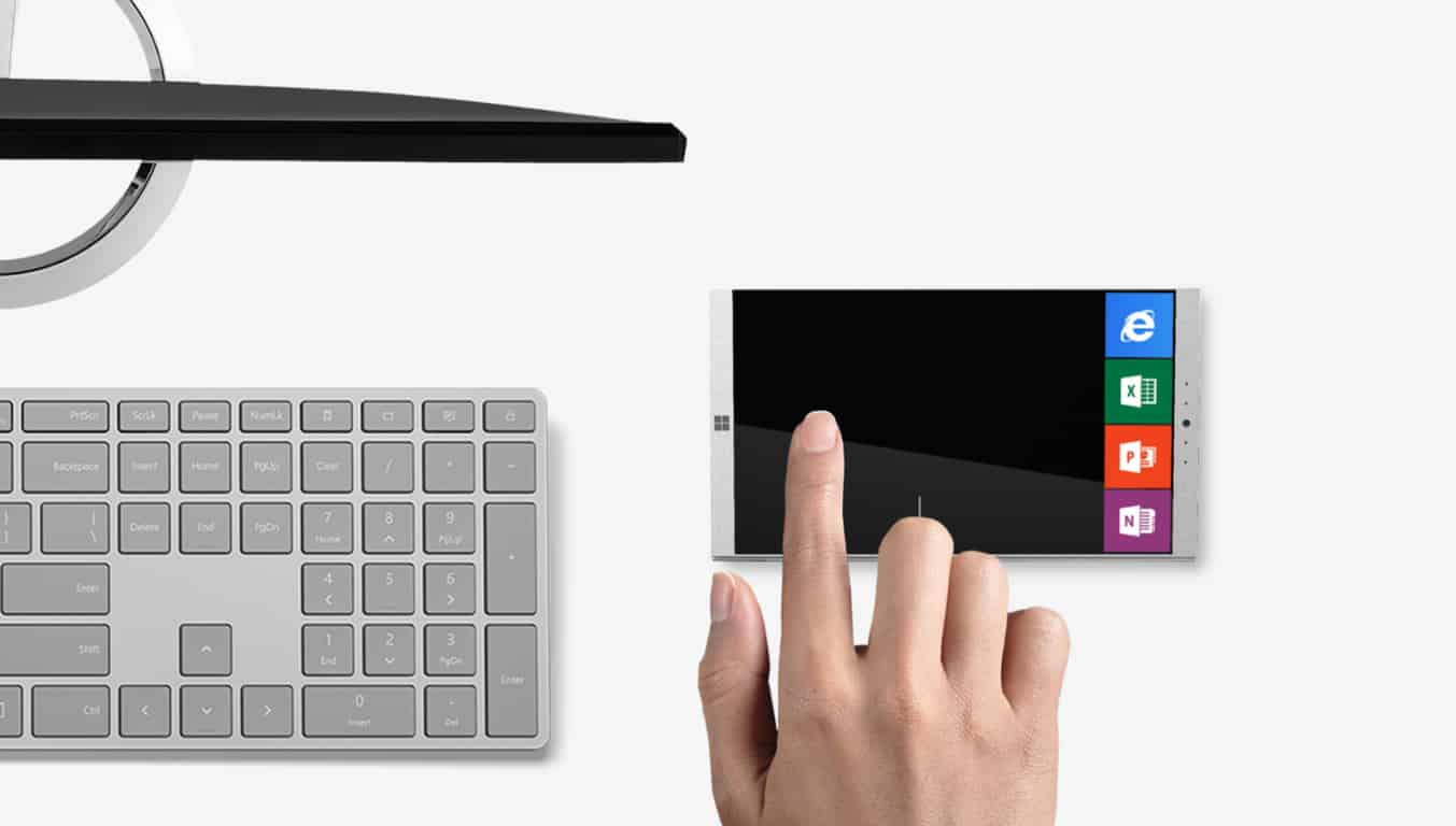 Surface Phone concept art by Casmir Valeri