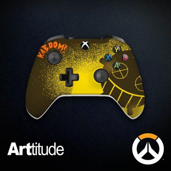 Microsoft, Xbox One, Overwatch