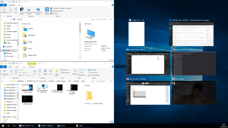 how to add apps on your screen windows 10