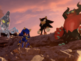E3 2017: new sonic forces trailer reveals shadow and main villain - onmsft. Com - june 14, 2017