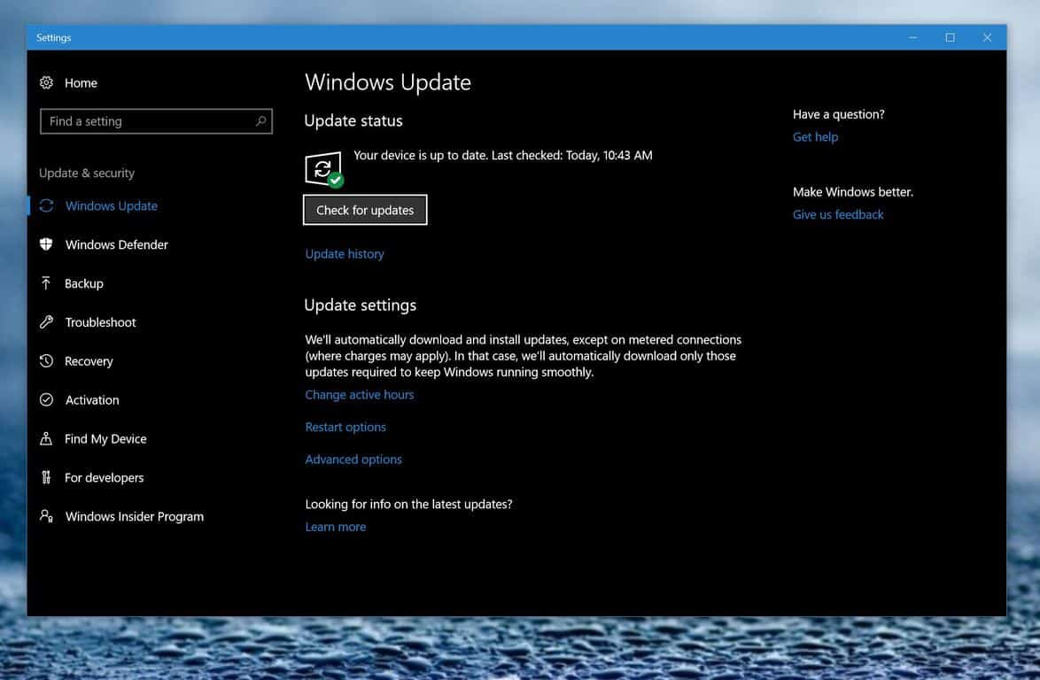 Windows 10 insider build 16226: is it buggy for you, too? - onmsft. Com - june 22, 2017