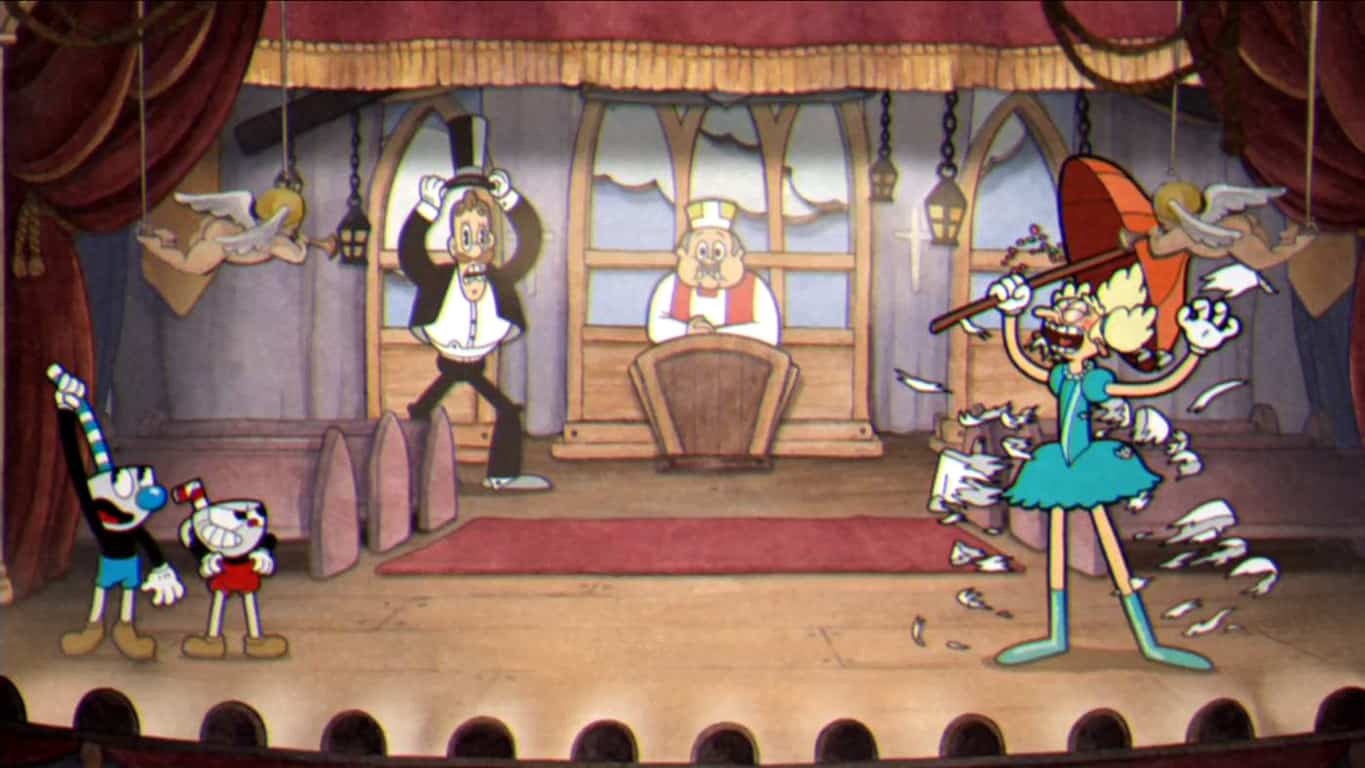 Cuphead on Xbox One and Windows 10