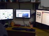 Let's see your personal computing workstations, here's ours - onmsft. Com - june 30, 2017
