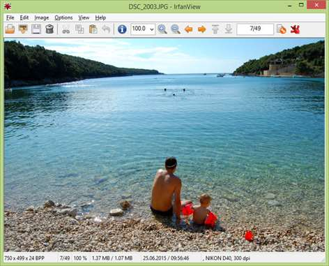 Old favorite irfanview image editor comes to the windows store via desktop bridge - onmsft. Com - june 27, 2017