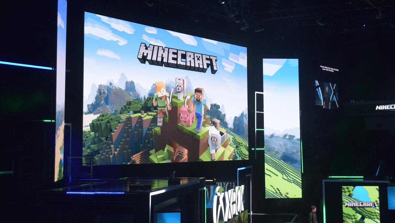 Minecraft Xbox E3 2017 Briefing