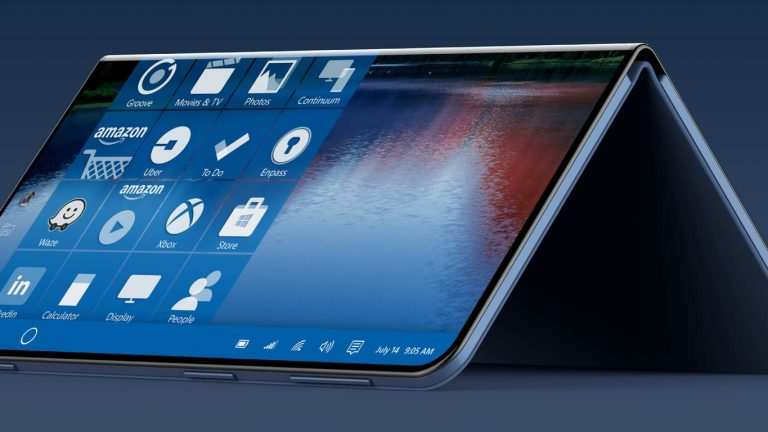 Surface Note / Surface Phone concept