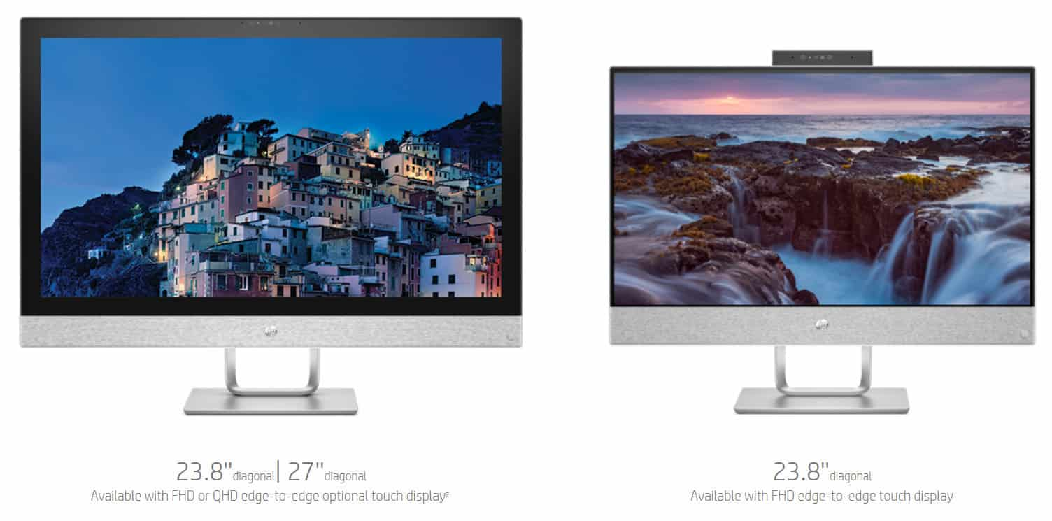 HP's new portfolio of all-in-one's bring Surface Studio like style to the desktop OnMSFT.com July 25, 2017