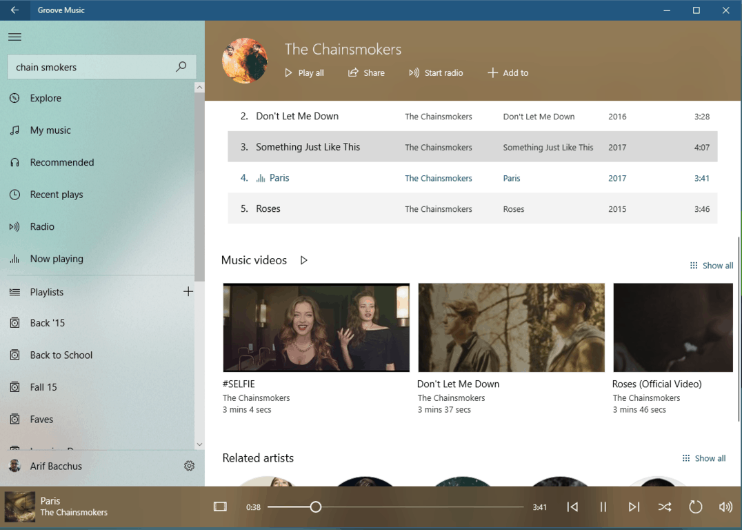 Microsoft is building a great music experience with Groove that few will listen to OnMSFT.com August 9, 2017