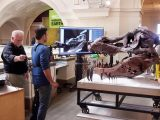 How do you scan the giant jaws of a tyrannosaurus rex? With a microsoft kinect! - onmsft. Com - july 6, 2017