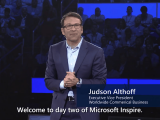 Check out this video highlighting day two of microsoft inspire - onmsft. Com - july 12, 2017