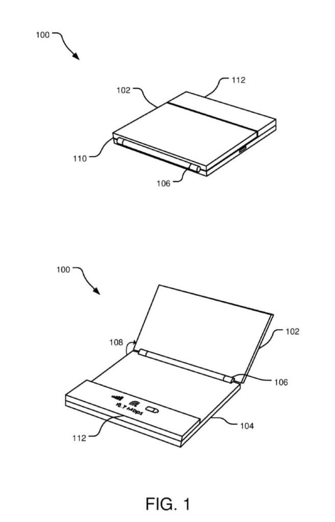 New wireless hotspot patent adds more fuel to microsoft mobile rumors fire - onmsft. Com - july 24, 2017