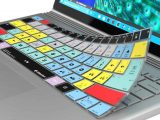 Editorskeys keyboard covers turn your surface pro into an adobe machine - onmsft. Com - july 21, 2017