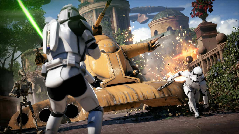 21+ Star Wars Battlefront 2 Background Gif