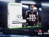 Pre-order this $279 xbox one s madden bundle now, available august 25th - onmsft. Com - july 24, 2017