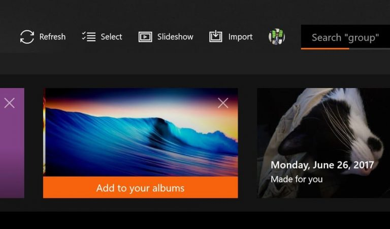 Microsoft dabbles with 'intelligent' search in new Photos update OnMSFT.com July 28, 2017