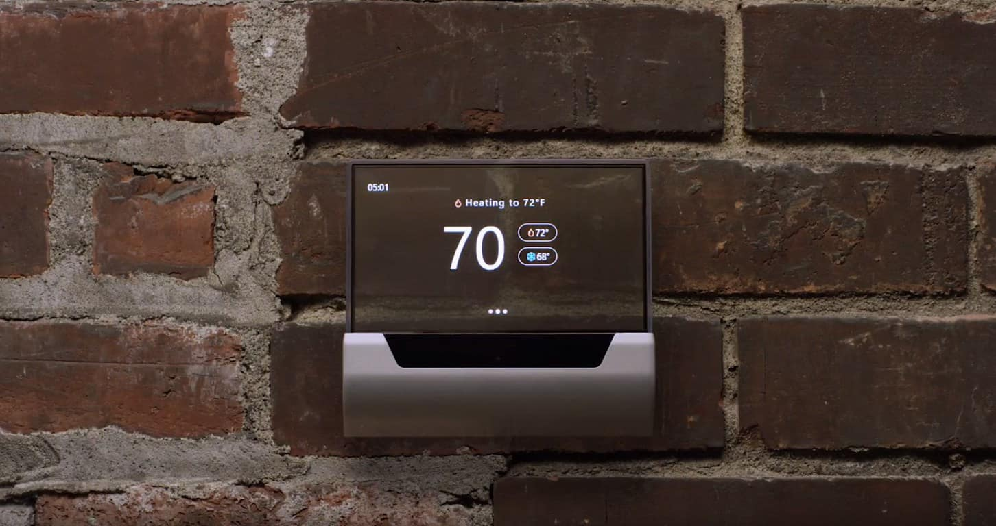 GLAS smart thermostat