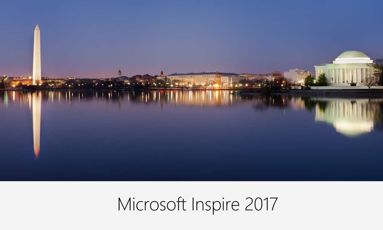 Microsoft, Inspire,