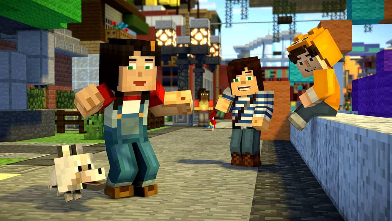 Minecraft Story Mode Season 2 on Xbox One