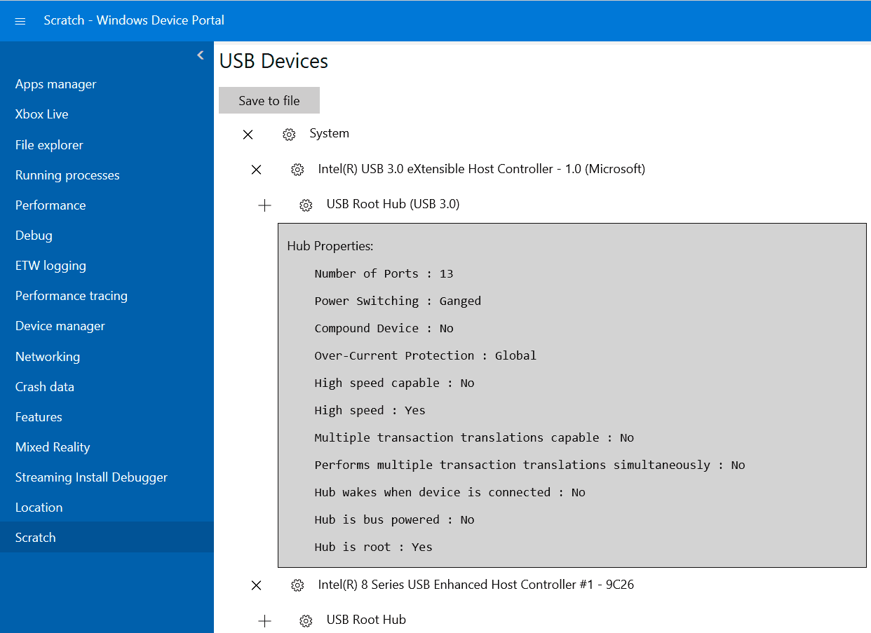 Windows device portal to gain support for mixed reality tooling and more with the fall creators update - onmsft. Com - august 15, 2017