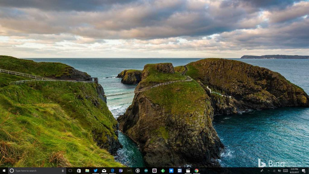 Bing celebrates season seven finale of game of thrones with custom wallpaper themes - onmsft. Com - august 25, 2017