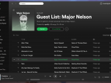 Xbox's Major Nelson shares his personal Spotify playlist OnMSFT.com August 11, 2017