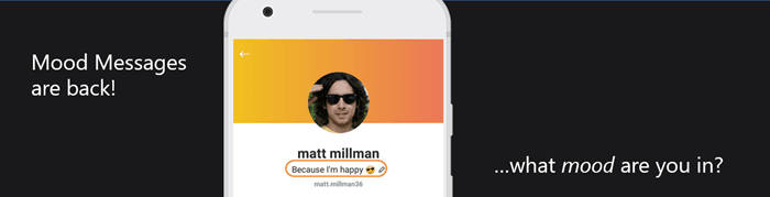 Skype 8. 4 for ios and android brings back mood messages, dates in chat and more - onmsft. Com - august 21, 2017