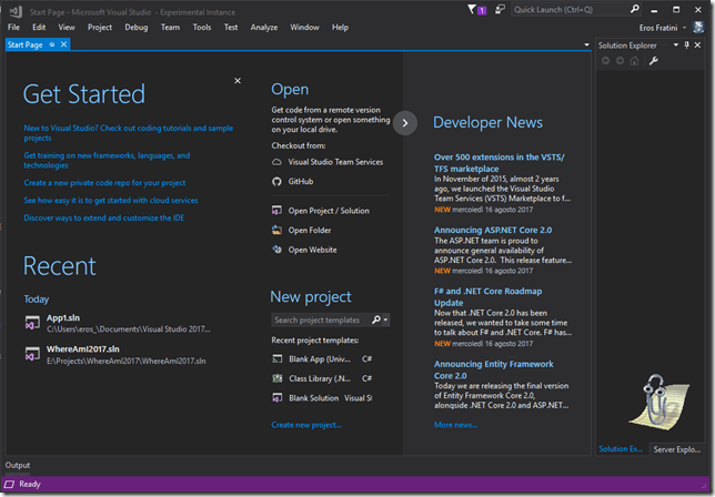 Clippy returns from the dead as an open source extension for visual studio - onmsft. Com - august 28, 2017