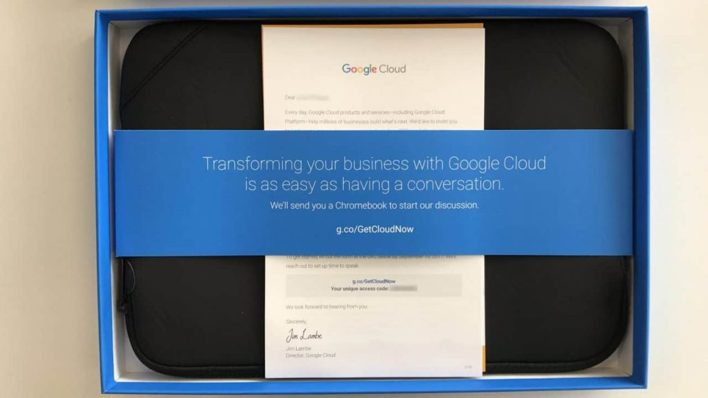 Google uses Chromebooks to lure Microsoft Partners to its cloud business OnMSFT.com September 6, 2017