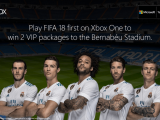 Ea access members can try fifa 18 today and win 2 vip packages to see real madrid play live - onmsft. Com - september 21, 2017
