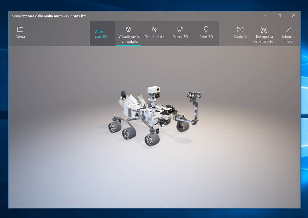 """Windows 10 view 3d app becomes """"mixed reality viewer"""" for skip ahead insiders - onmsft. Com - september 6, 2017"""