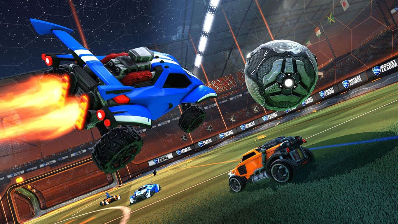 Rocket League is going free to play next week